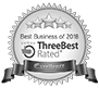 Best Business of 2018 | Three Best Rated Excellence